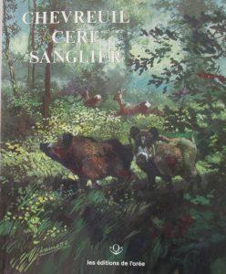 Chevreuil Cerf Sanglier