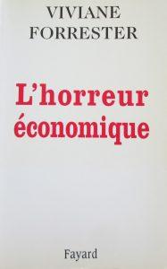 Horreur économique
