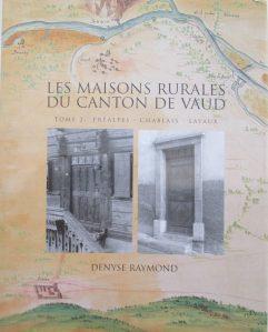 Maisons rurales Vaud