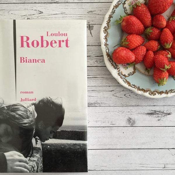 Livre Bianca de Loulou Robert