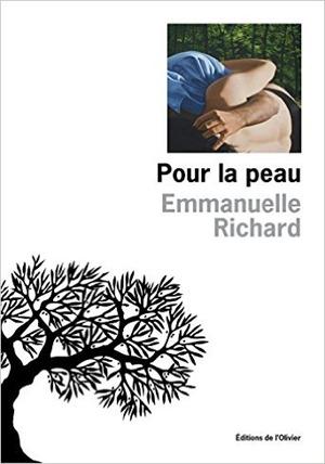 Livre Pour la peau - Emmanuelle Richard
