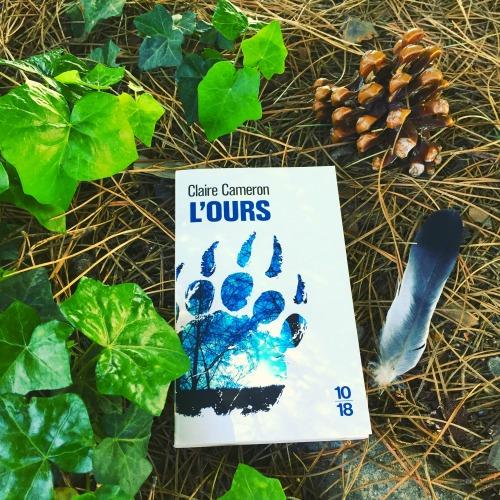 L'ours -Claire Cameron - roman