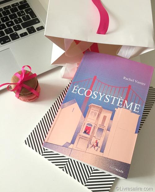 Rachel Vanier - Ecosysteme