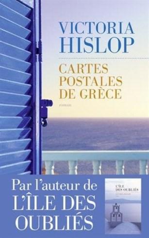Cartes postales de grèce - Victoria Hislop