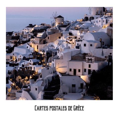Roman sur la Grèce - Cartes postales de Grèce -Victoria Hislop (2)
