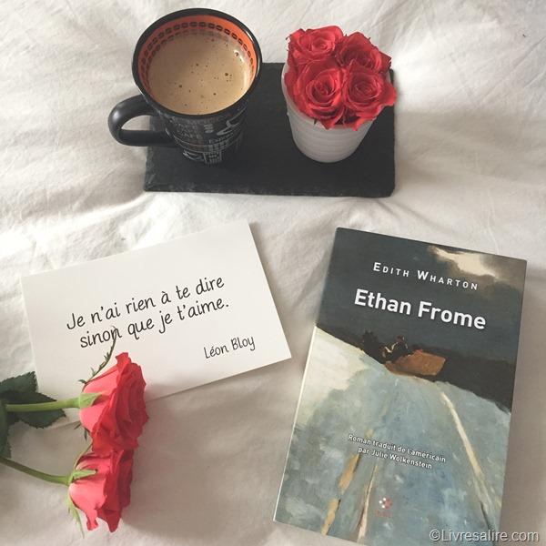 Edith Warton- Ethan Frome