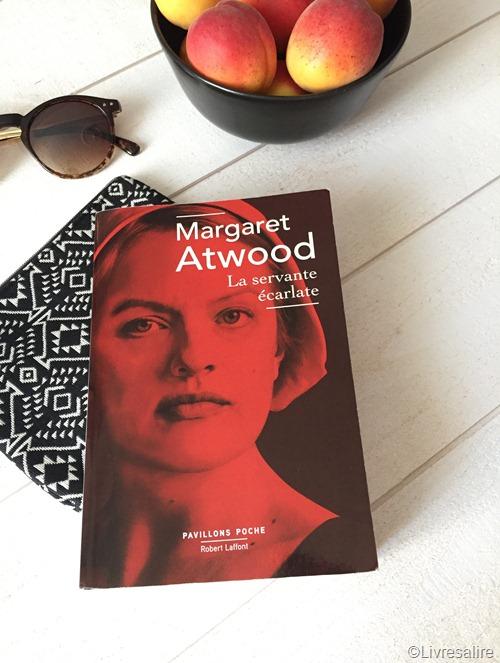 Margaret Atwood -la servante écarlate