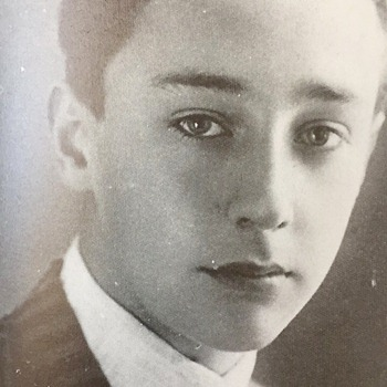 Romain Gary enfant