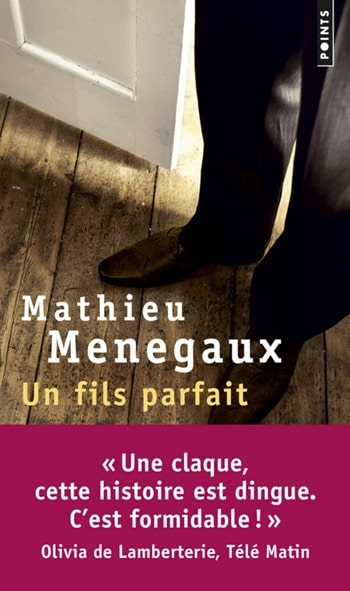 Mathieu Menegaux - Un fils parfait