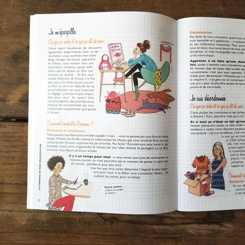 Mon cahier super organisée - Quel type de désorganisée etes vous