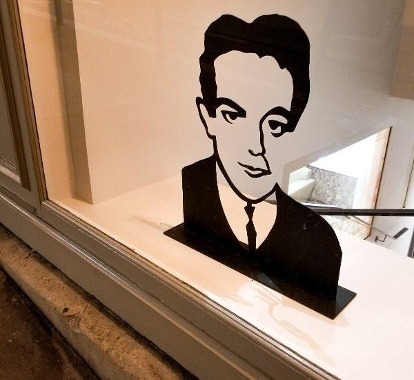 Hotel littéraire Marcel Aymé Paris