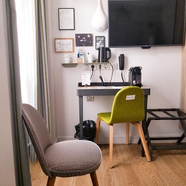 Hotel litteraire M.Aymé Paris