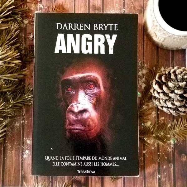 Angry - Darren Bryte - Emma PERIE