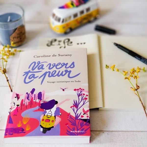 Va vers ta peur - Caroline de Surany - Emma Perié - Blog livresalire