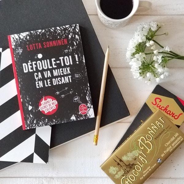 Défoule-toi ! Lotta Sonninen blog littéraire
