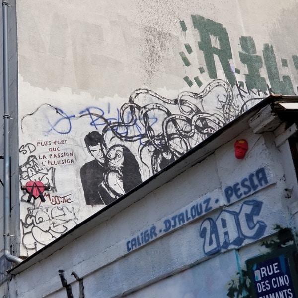 Visite Paris - Street art La Butte aux cailles