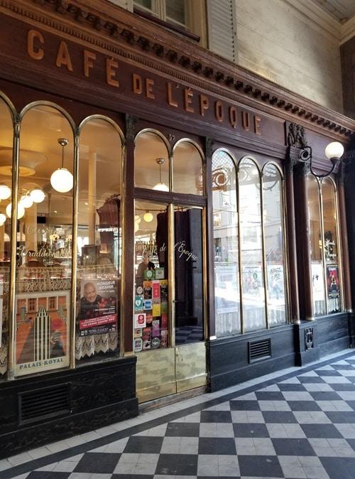 Visiter Paris - Plus beaux passages couverts - Galerie Vero Dodat(4)