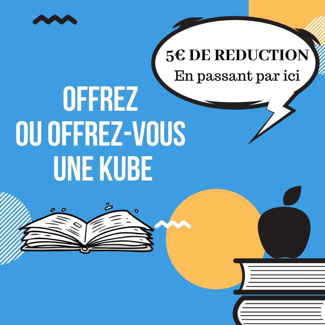 BOX LITTERAIRE - KUBE - REDUCTION