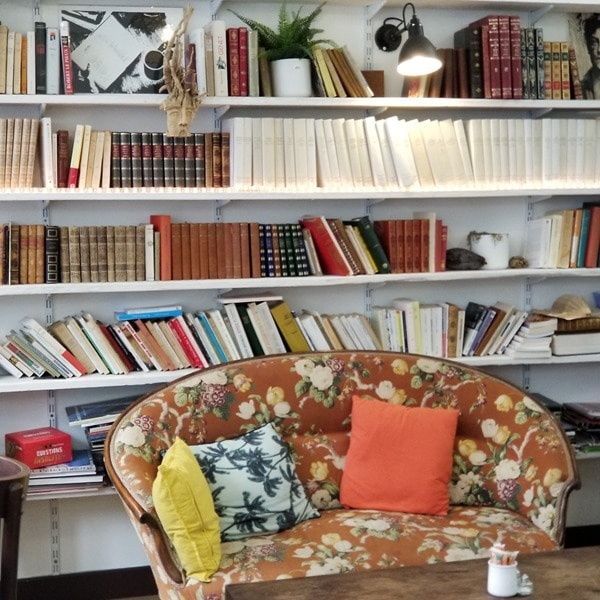 Paul et Rimbaud - livres et café - Paris