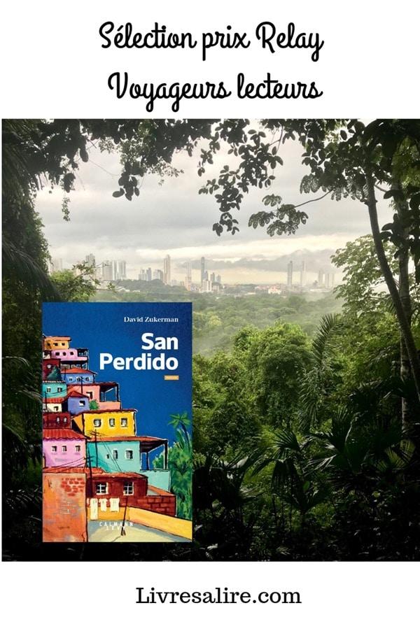 San Perdido - David Zukerman - Blog littéraire