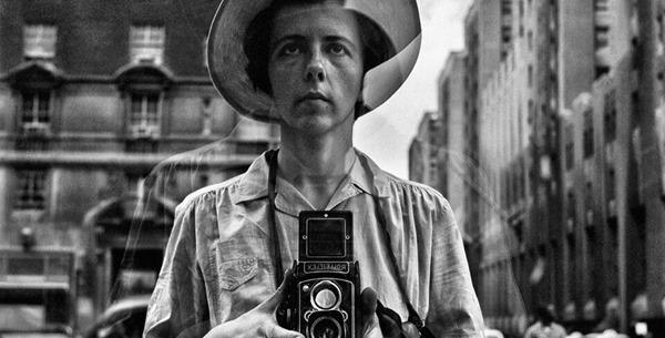 Vivian_Maier_autoportrait - blog littéraire