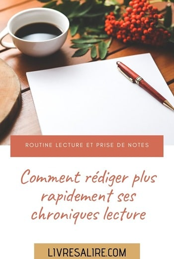 Blog littéraire, blogueuse littéraire, rédiger chronique lecture