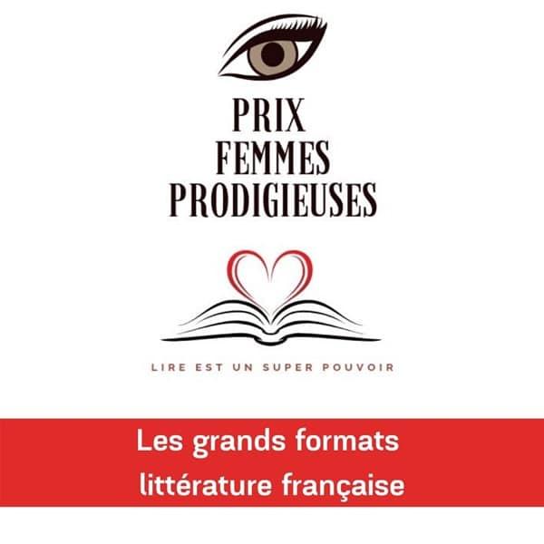 Les grands formats littérature française