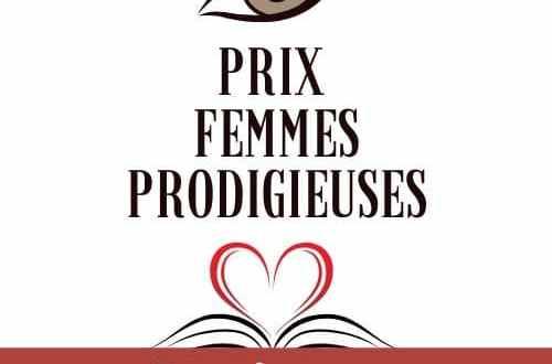 PRIX Littéraire - femmes Prodigieuses