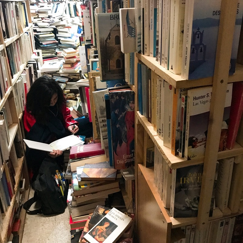 Bouquinerie blogueuse littéraire