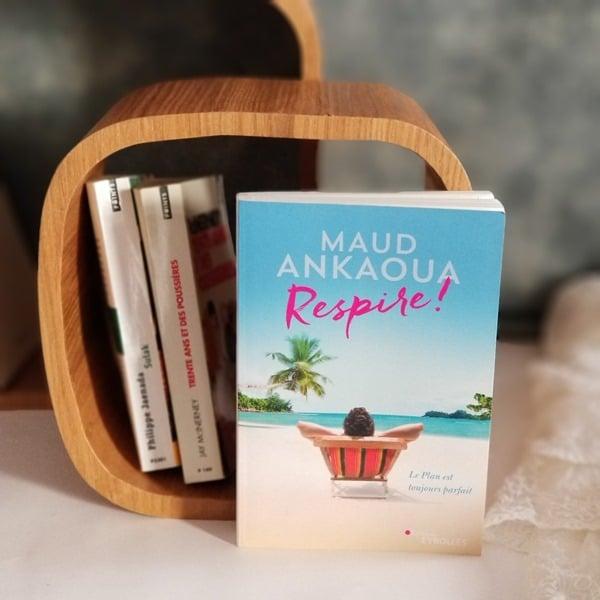 Maud Ankaoua - changer de vie