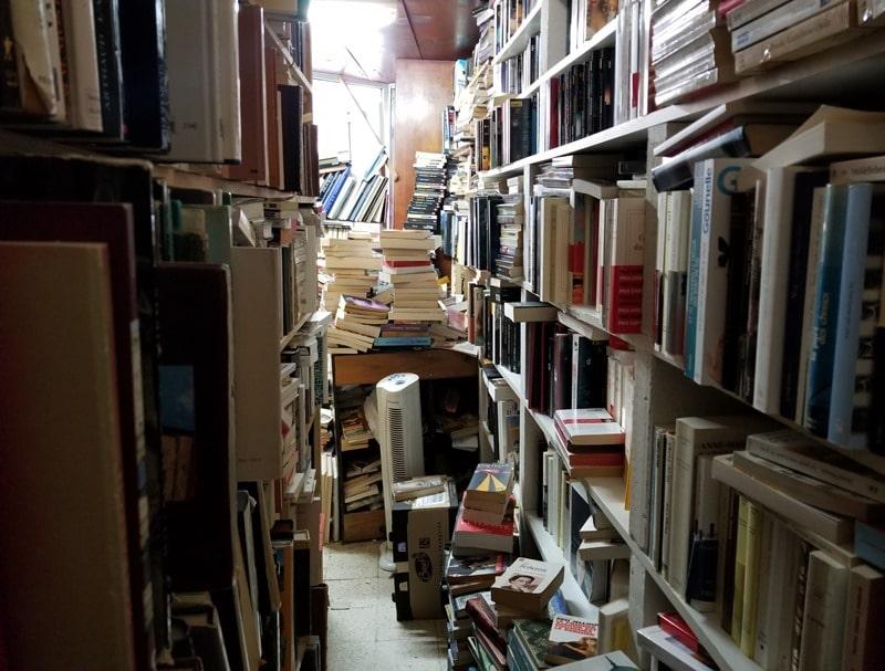 livres pas chers Sète bouquiniste