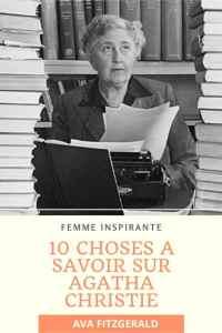 Femme inspirante - agatha Christie blog littéraire