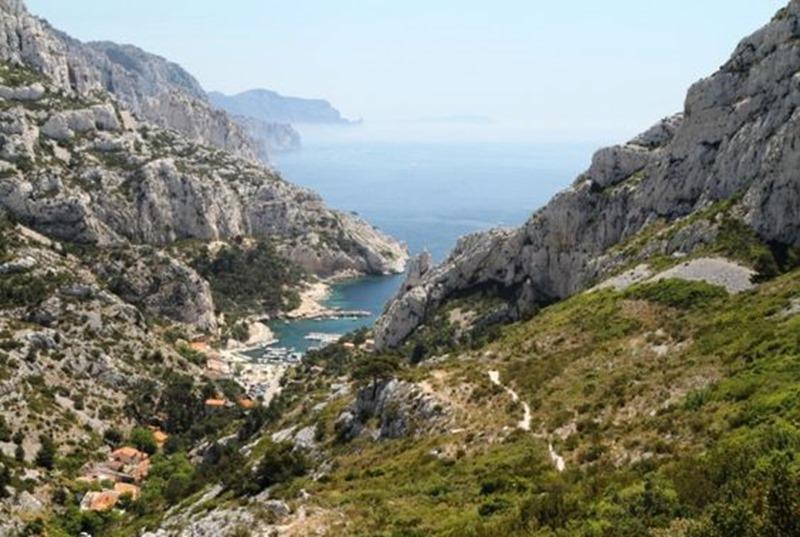 blog voyage -Calanque de Morgiou