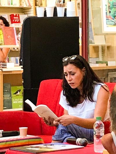 Olivia Ruiz livre - la commode