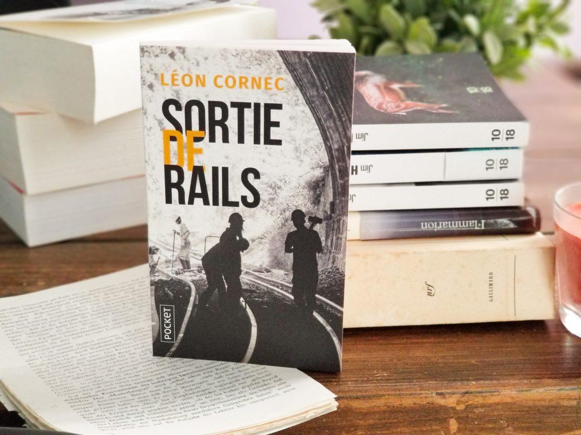 Leon Cornec - sortie de rails