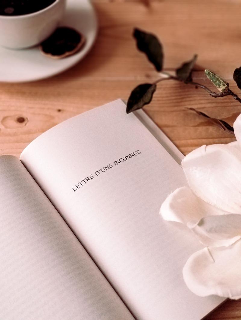 Lettre d'une inconnue - Stefan Zweig