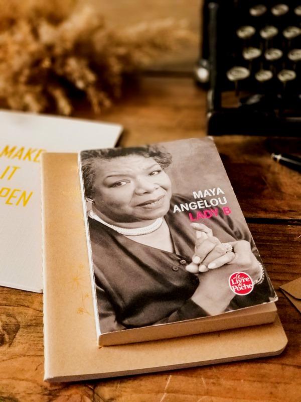 Angelou Maya - Lady B