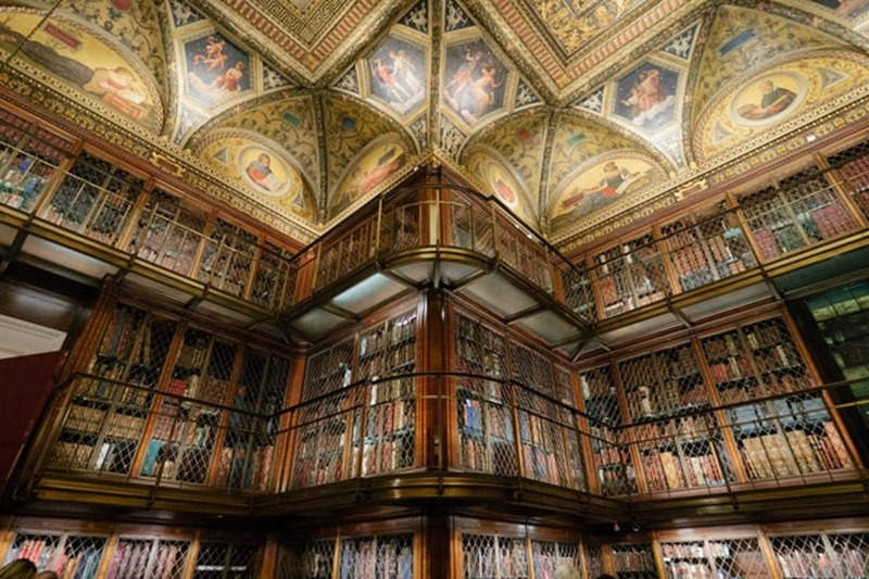 Belle Greene - Morgan Library New-York