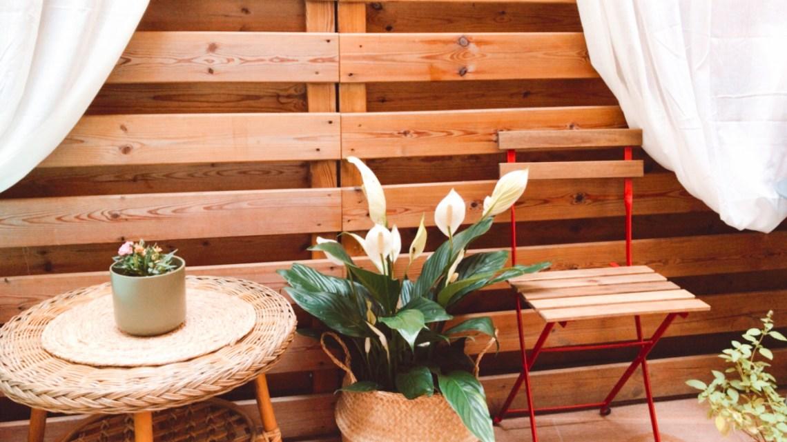 Aménager facilement une terrasse