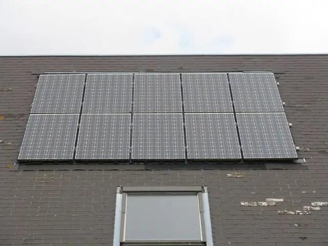 Le fonctionnement de l'énergie solaire thermique et photovoltaïque panneau solaire