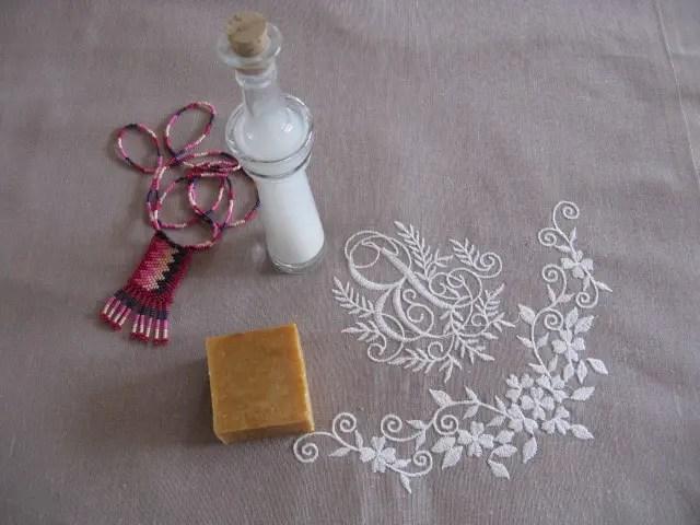 livre pour fabriquer du savon maison