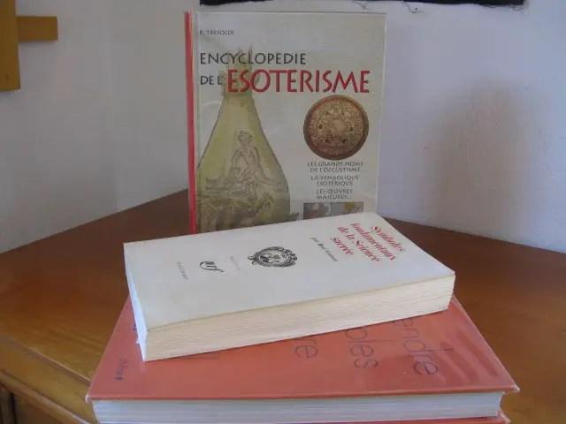 livres sur l'ésotérisme