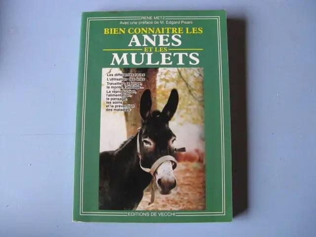 livre comment nourrir les ânes