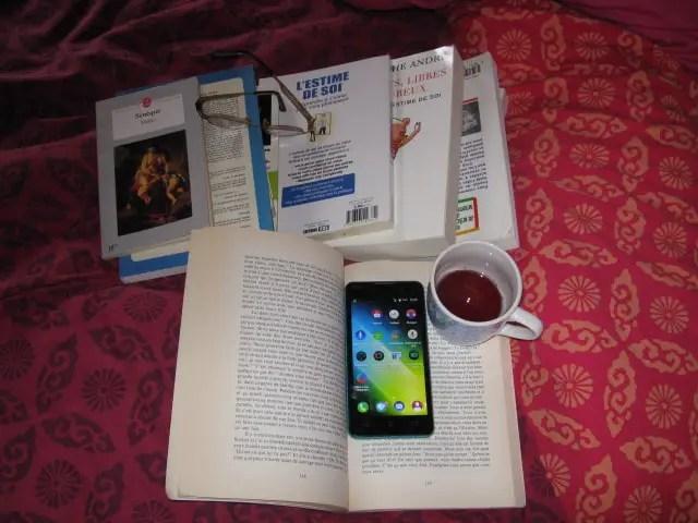 liseuses ou livres ?
