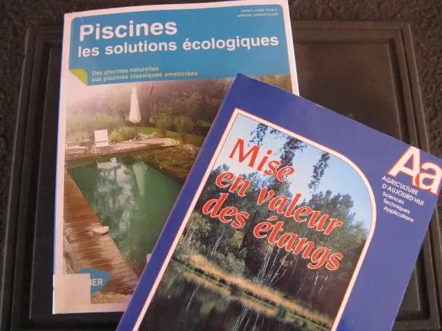 livres piscines naturelles écologiques