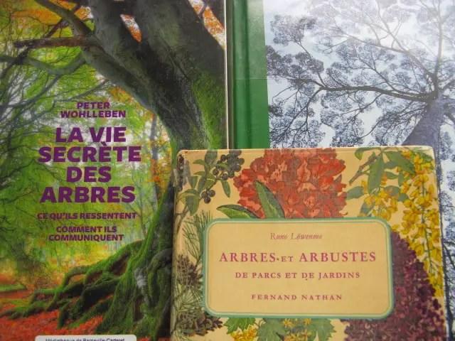 livres sur les arbres et arbustes
