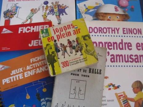 livres jeux activités pour enfants