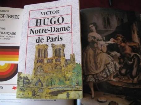 Livres romans de victor hugo