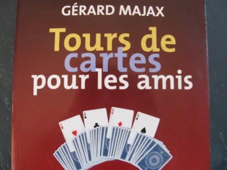 livres sur la magi et les tours de carte