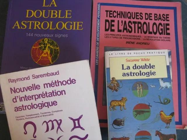 livres sur les bases de l'astrologie
